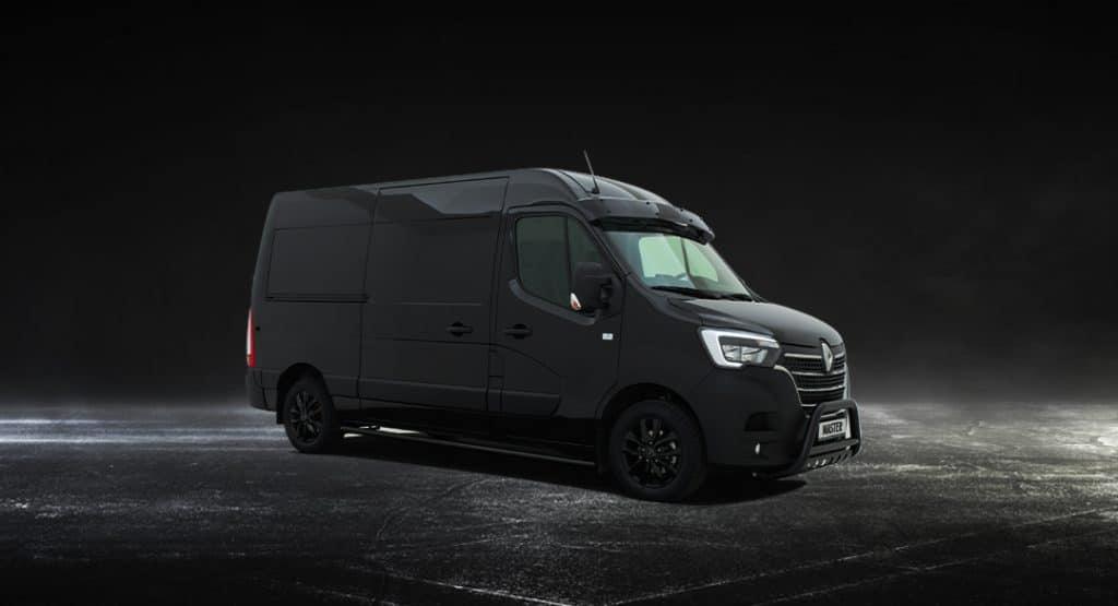 Renault Master B-Edition